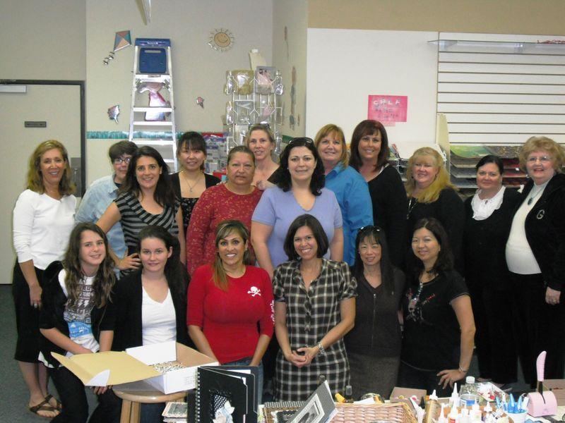Stephanie's class pic
